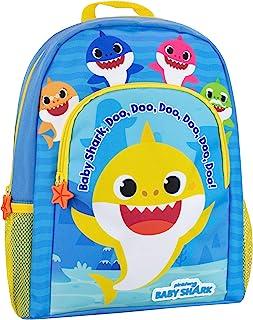 Mochila para Niños Baby Shark Azul