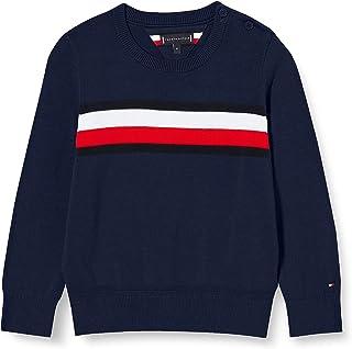 Tommy Hilfiger Essential TH Warm Sweater Suéter para Niños