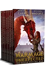 The Never Ending War Complete Series Boxed Set Kindle Edition