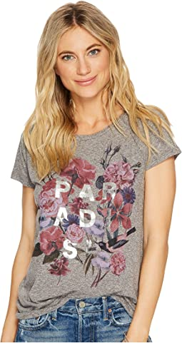 Lucky Brand - Paradise Flowers Tee