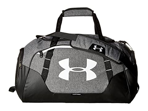 SM Duffel Undeniable Armour 3 White Under 0 Graphite UA Black qY6WR