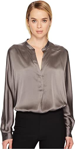 Vince - Collar Band Blouse