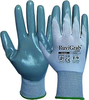 Ruvigrab 8436021582348, Guantes con Soporte Textil, 1, 7,