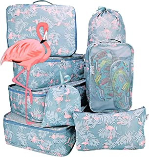my FL Luggage Organizers Packing Cubes Set for Travel bag