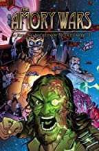 The Amory Wars: In Keeping Secrets of Silent Earth 3