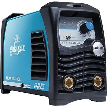 Gala Gar 22290202AC Soldadura portátil, 230 V, azul