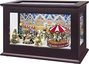 Best christmas decorations music box Reviews