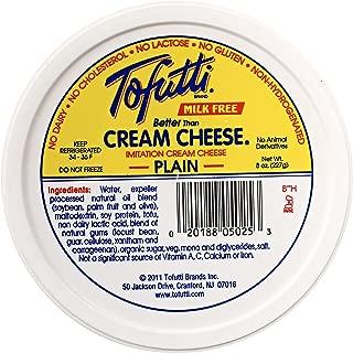 Tofutti, Better Than Cream Cheese, Non-Hydrogenated, 8 oz