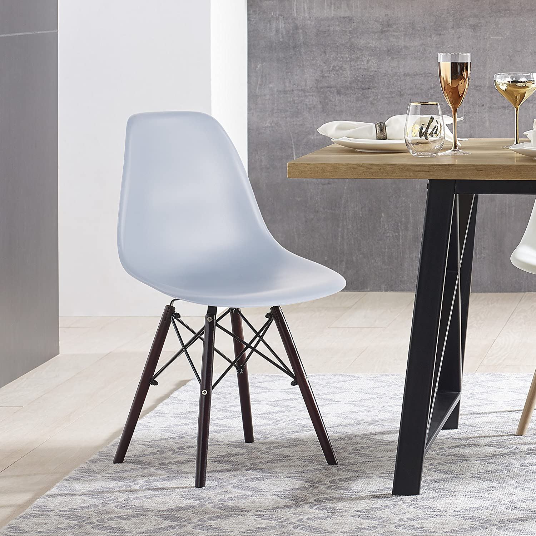 Elle Decor Elle Décor Renee Dining Chair Set, Blue