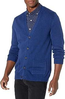 Goodthreads Men's Supersoft Marled Cardigan Sweater
