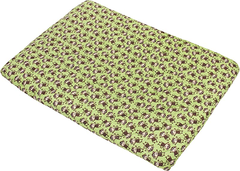 Carter S Playard Sheet Monkey Print One Size