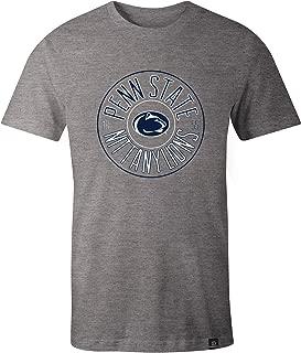 Image One Adult Unisex's NCAA Circles Everyday Short Sleeve T-Shirt
