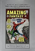 Marvel Masterworks: Amazing Fantasy #15 + Amazing Spider-man #1-10
