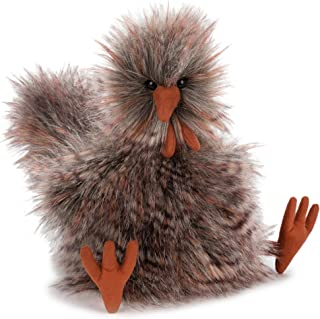 Jellycat Mad Pet Orpie Chicken Stuffed Animal, 13 inches