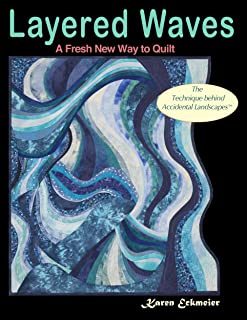 Layered Waves: A Fresh New Way to Quilt