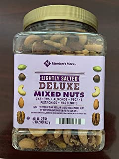 Member's Mark Lightly Salted Mixed Nuts 34 Oz