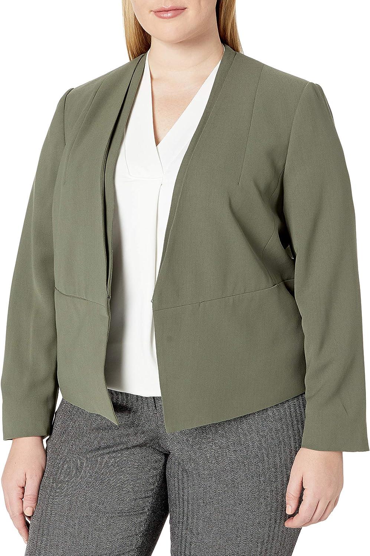 NINE WEST Women's Plus Size Wholesale Jacket V Neck Brand new