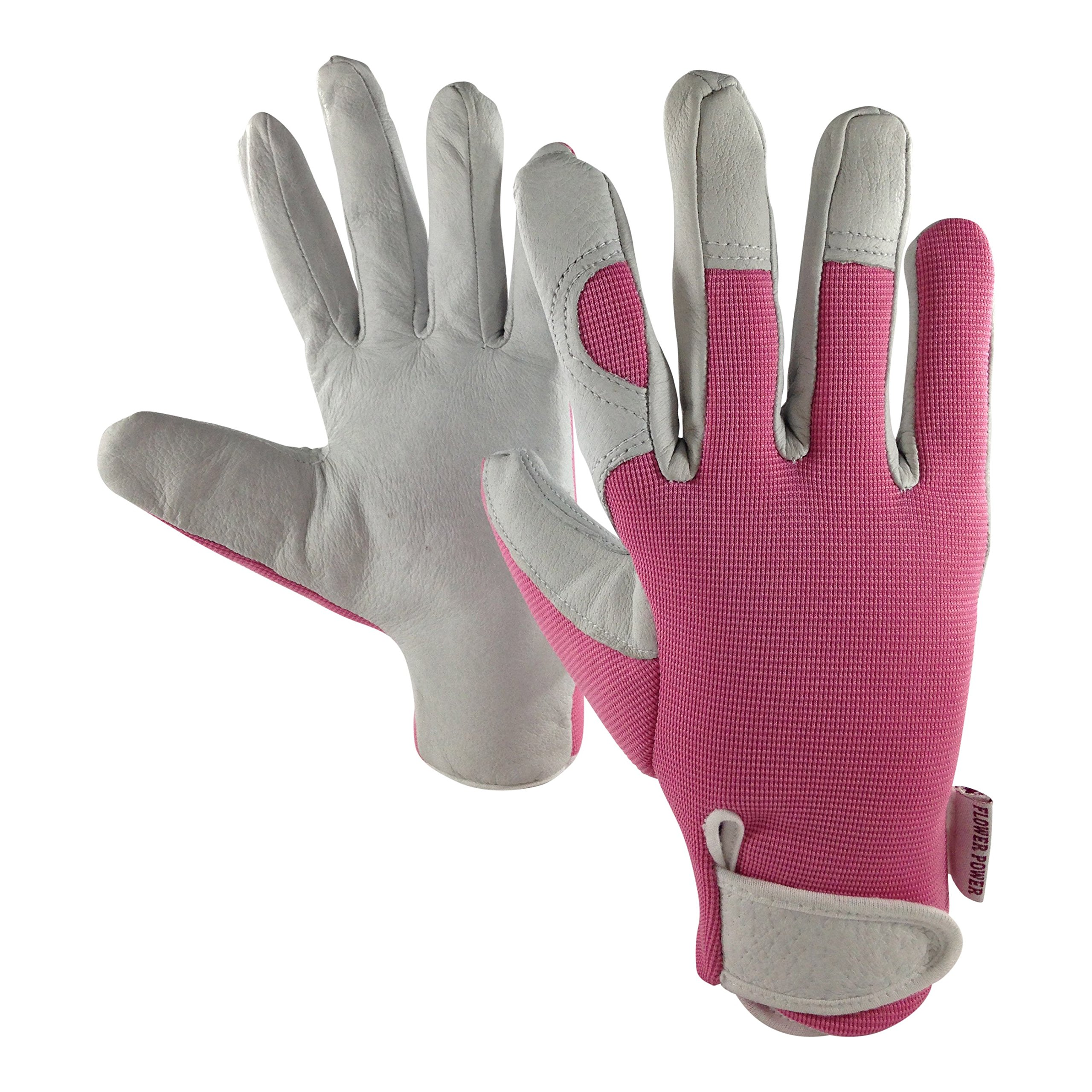 Briers Professionelle Gloves Purple Butterfly Medium