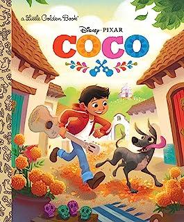 Coco (Little Golden Book: Coco)