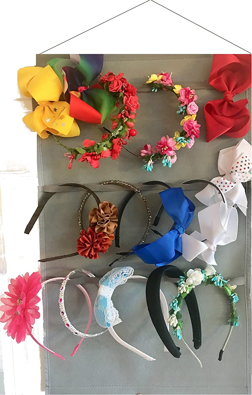 Headband Hair Accessories Hair Wrap Display Organizer Storage Holder Rack/_vi