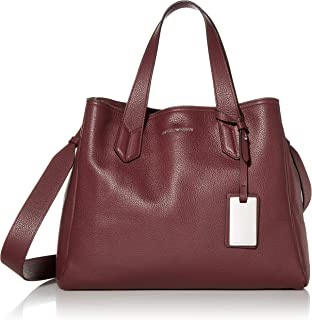Emporio Armani Designer Slouchy Leather Tote