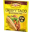 Old El Paso Crispy Taco Seasoning Mix, 1 oz(us)