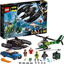 LEGO DC Batman: Batman Batwing and The Riddler Heist 76120 Building Kit, New 2019 (489 Pieces)
