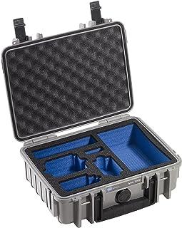 B & W outdoor.cases type 1000 met GoPro Hero 2/3/4 Inlay - De originele
