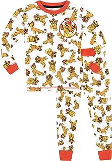 Disney Lion Guard Boys' Lion Guard Kion Pajamas