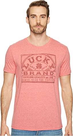 Lucky Brand - Lucky Genuine Quality Tee