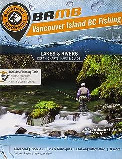 Vancouver Island BC Fishing Mapbook: Region 1: Vancouver Island (Fishing Mapbooks)