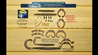 Mighty Bite Monster Worm Kit + Worm Secrets 90 min. & Video Instruction Manual