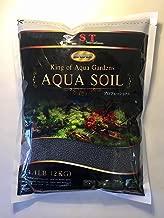 S.T. International Aqua Soil for Aquarium Plants, 4lb, Black