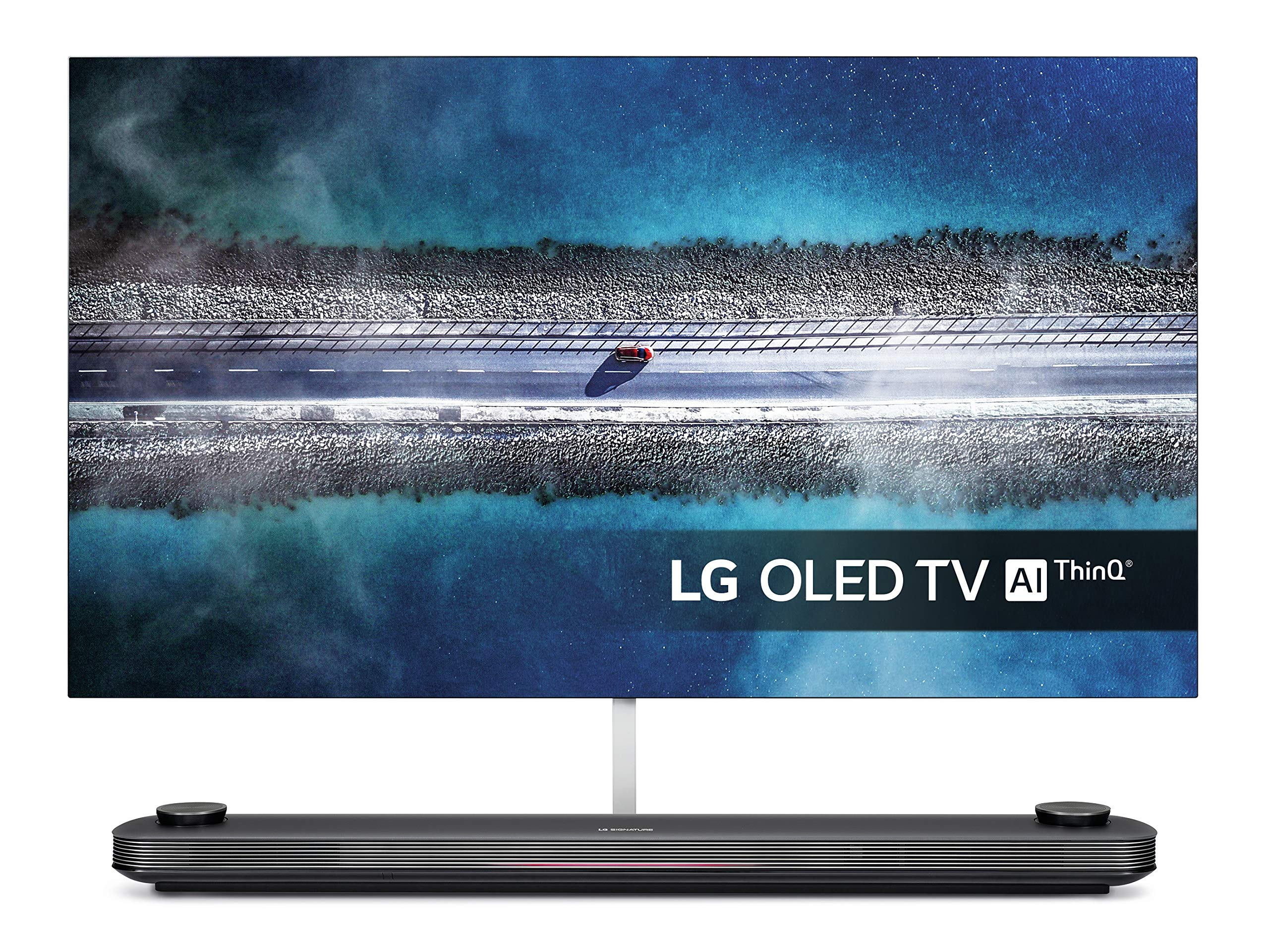 LG - TV OLED 195 Cm (77)  Lg Oled77W9 4K, HDR Smart TV con Inteligencia Artificial (IA): Amazon.es: Electrónica