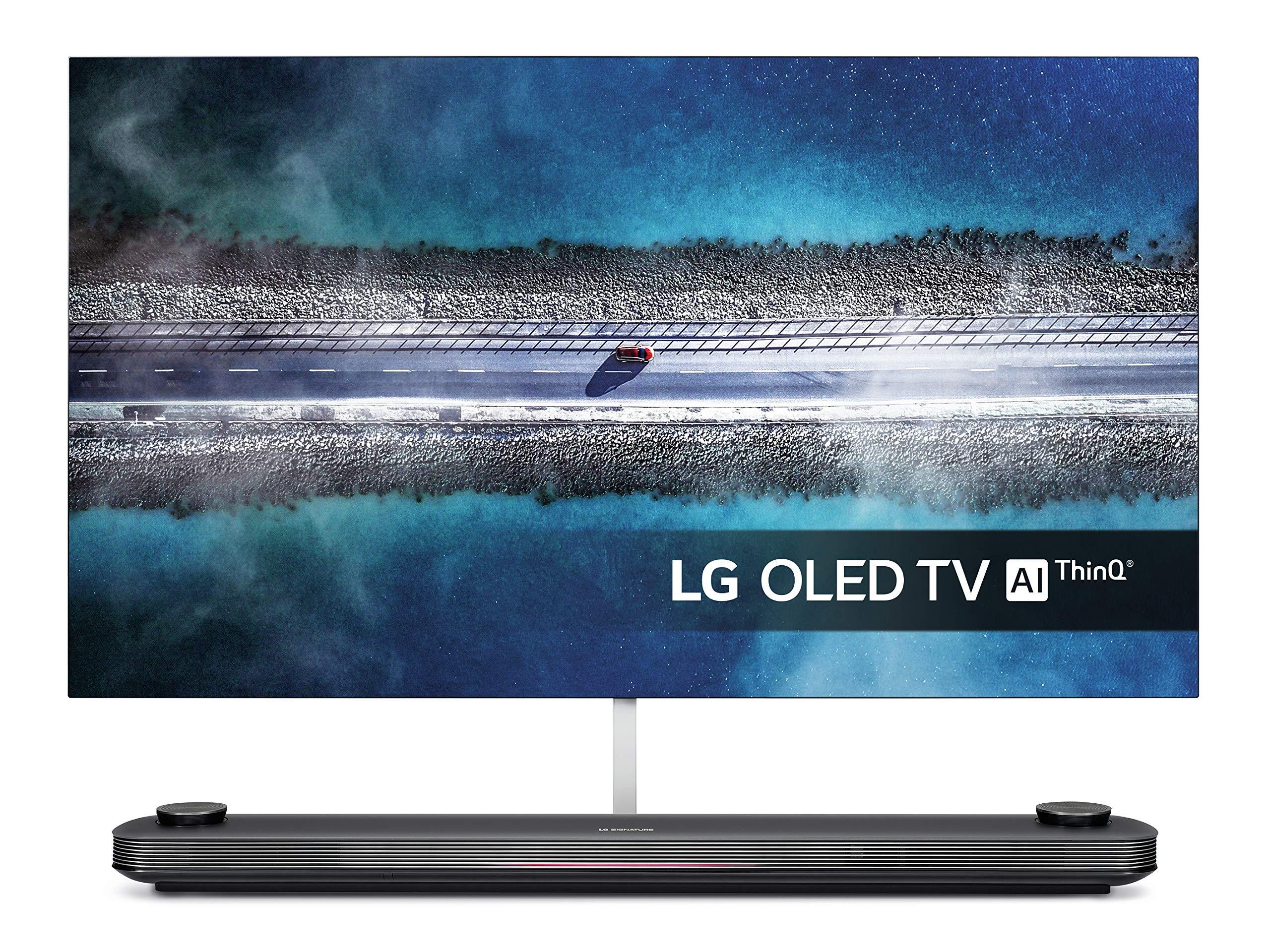LG - TV OLED 195 Cm (77)  Lg Oled77W9 4K, HDR Smart TV con Inteligencia Artificial (IA): Amazon.es: Electrónica
