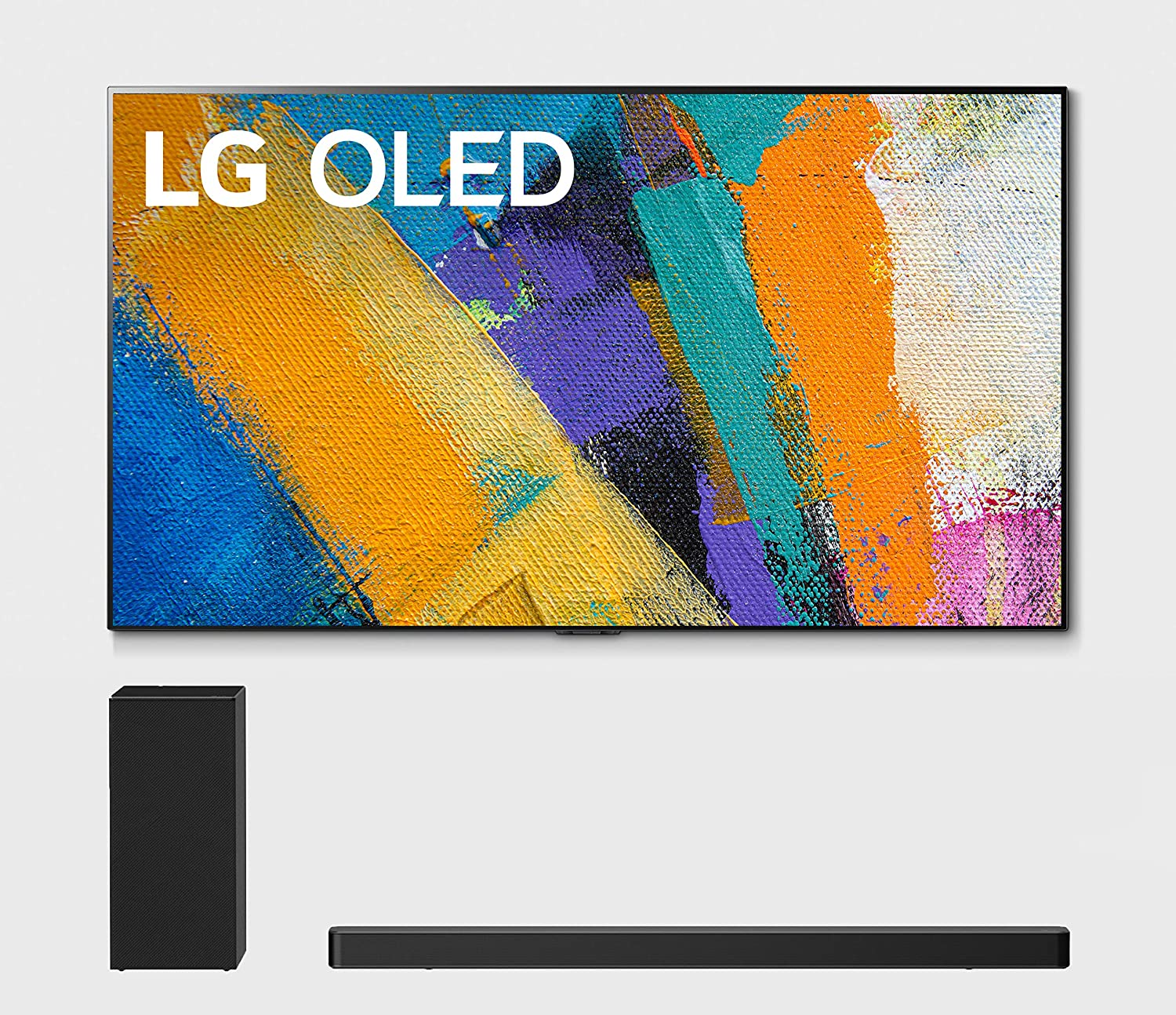 LG Discount mail order OLED55GXP 55