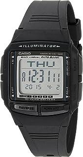 Casio Men 's DB36–1AV multilingüe Databank reloj