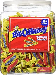 Bit O' Honey Jars, 190 Count