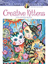 Adult Coloring Creative Kittens Coloring Book (Creative Haven Coloring Books) PDF