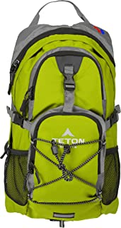 TETON Sports Oasis 1100 Hydration Pack | Free 2-Liter Hydration Bladder | Backpack design great for Hiking, Running, Cycling, and Climbing