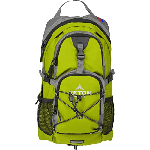 TETON Sports Oasis 1100 Hydration Pack | Free 2-Liter Hydration Bladder | Backpack design