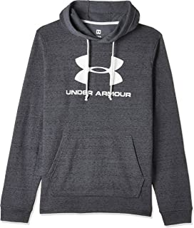 Under Armour mens SPORTSTYLE TERRY LOGO HOODIE SPORTSTYLE TERRY LOGO HOODIE