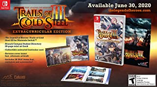 The Legend of Heroes: Trails of Cold Steel III for SWiTCH
