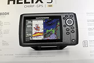 $348 » Humminbird Helix 5 Chirp GPS G2