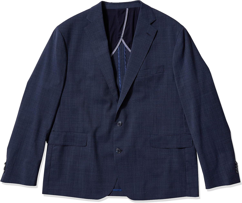 Cole Haan mens Slim Fit Stretch Suit Separates-custom Jacket & Pant Size Selection