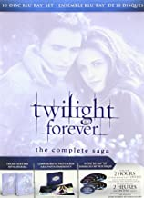 Twilight Forever: The Complete Saga [Blu-ray] (Bilingual)