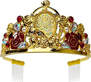 Disney Belle Tiara for Girls – Beauty and the Beast