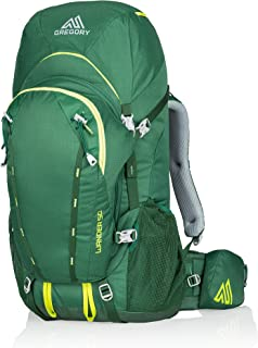 Gregory Mountain Products Wander 50 Liter Kid's Multi Day Backpack | Backpacking, Camping, Travel | Durable Straps and Hipbelt, Hydration System Compatible | Adjustable to Fit Growing Kids