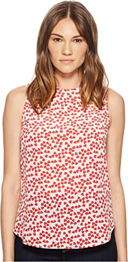 EQUIPMENT Lyle Sleeveless Top