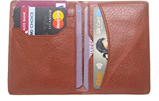 Poland Tan Credit Card Case